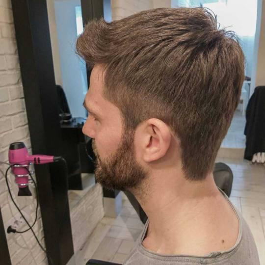 Studio Terazije #beograd Muško šišanje Muško šišanje + pranje kose