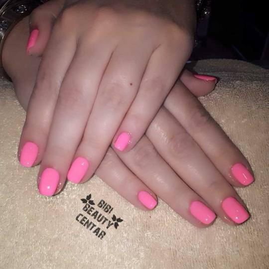Bibi beauty centar #beograd Gel lak Gel lak - ruke nove boje gel lakova u BiBi beauty centru