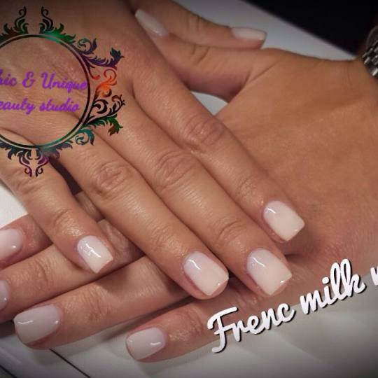 Chic & Unique #beograd Gel lak Korekcija gel laka