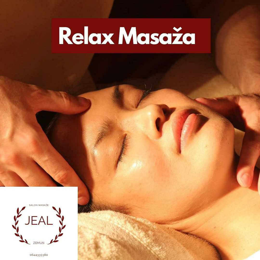 LookBook Jeal Relax masaža sa svećom - 70 minuta