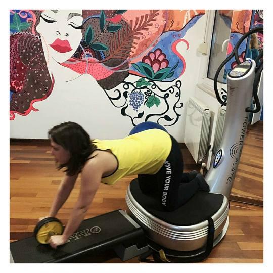 Happy Fitness Studio #beograd Fitness Lični trening na Power Plate - za nove članove Zategnućem
