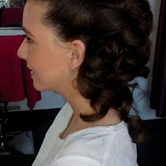 Avangard In #beograd Romantična frizura