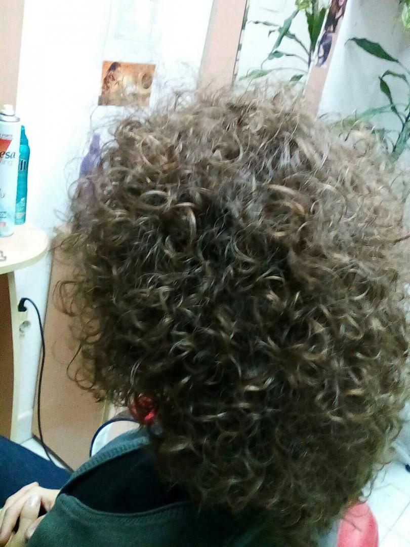 LookBook Miss Beauty Minival sa voćnim kiselinama - kosa srednje dužine