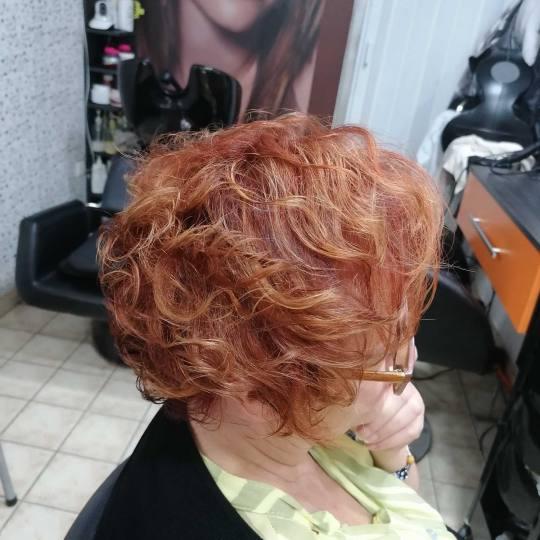 Valentina - Tina S #beograd Farbanje kose farbanje sa par svetlijih paramenova