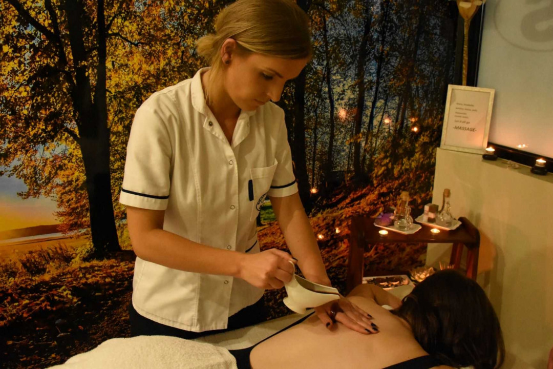 LookBook Beauty Centar Cristina Choko masaža