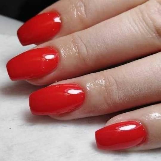 Bella Donna #nis Ojacavanje noktiju gelom