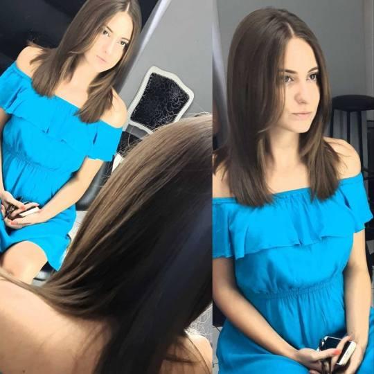 Headroom #beograd Šišanje Žensko šišanje + feniranje - kosa srednje dužine /duga / ekstra duga