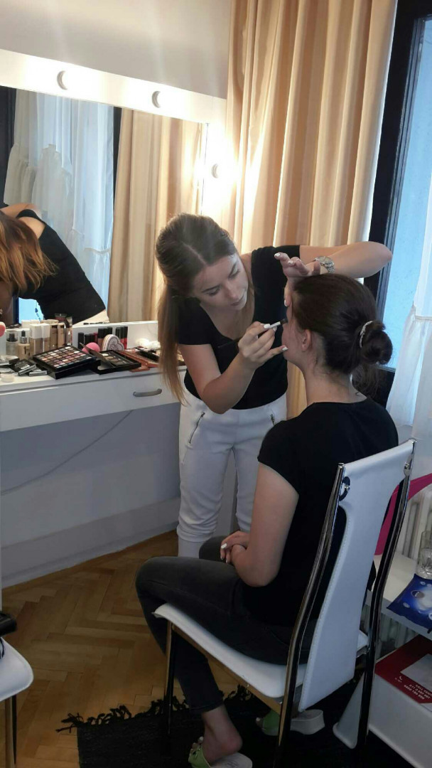 LookBook Right Beauty Profesionalno šminkanje +  veštačke trepavice