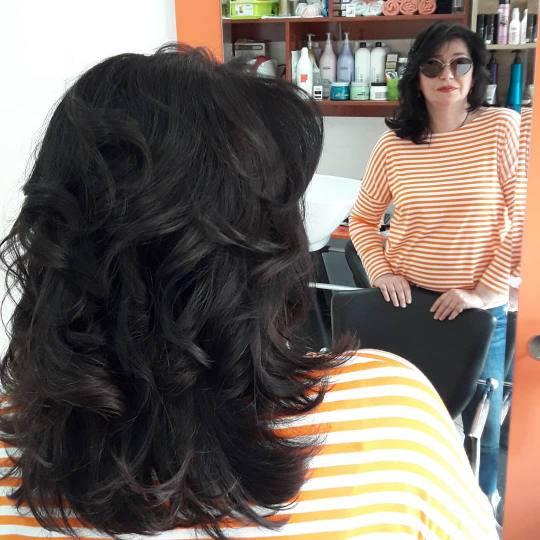 Chic & Shine #beograd Nega i ojačavanje kose Tretman kose - šampon + maska + ampula Feniranje i tr