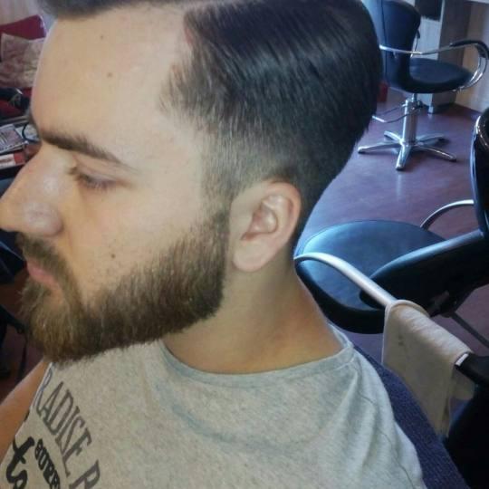 Bogdan Team #beograd Muško šišanje Majstorsko šišanje komplet + masaža temena glave classic