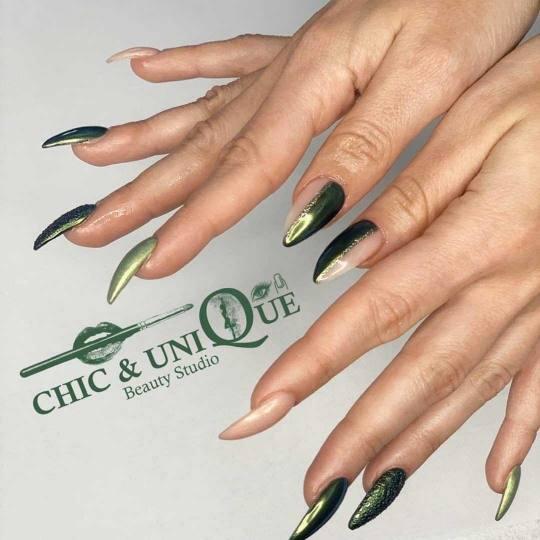 Chic & Unique #beograd Ojačavanje noktiju Ojačavanje noktiju gelom