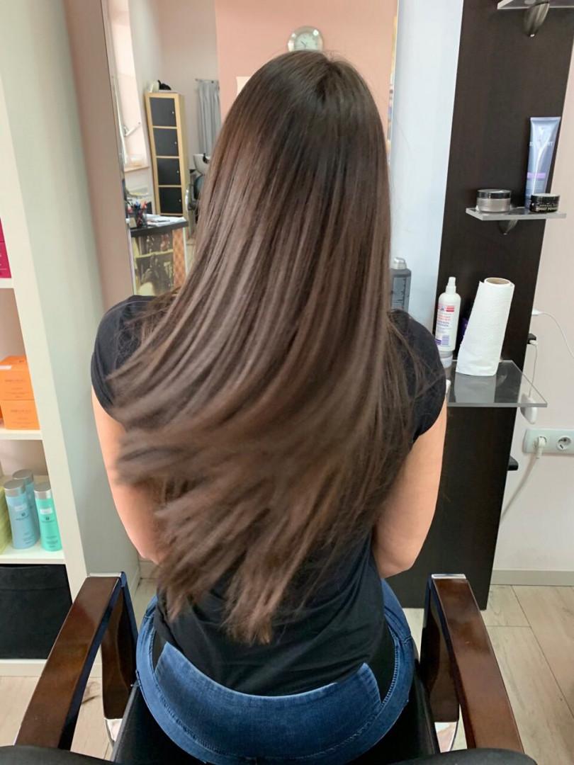 LookBook Hair Solutions Žensko šišanje - ekstra duga kosa