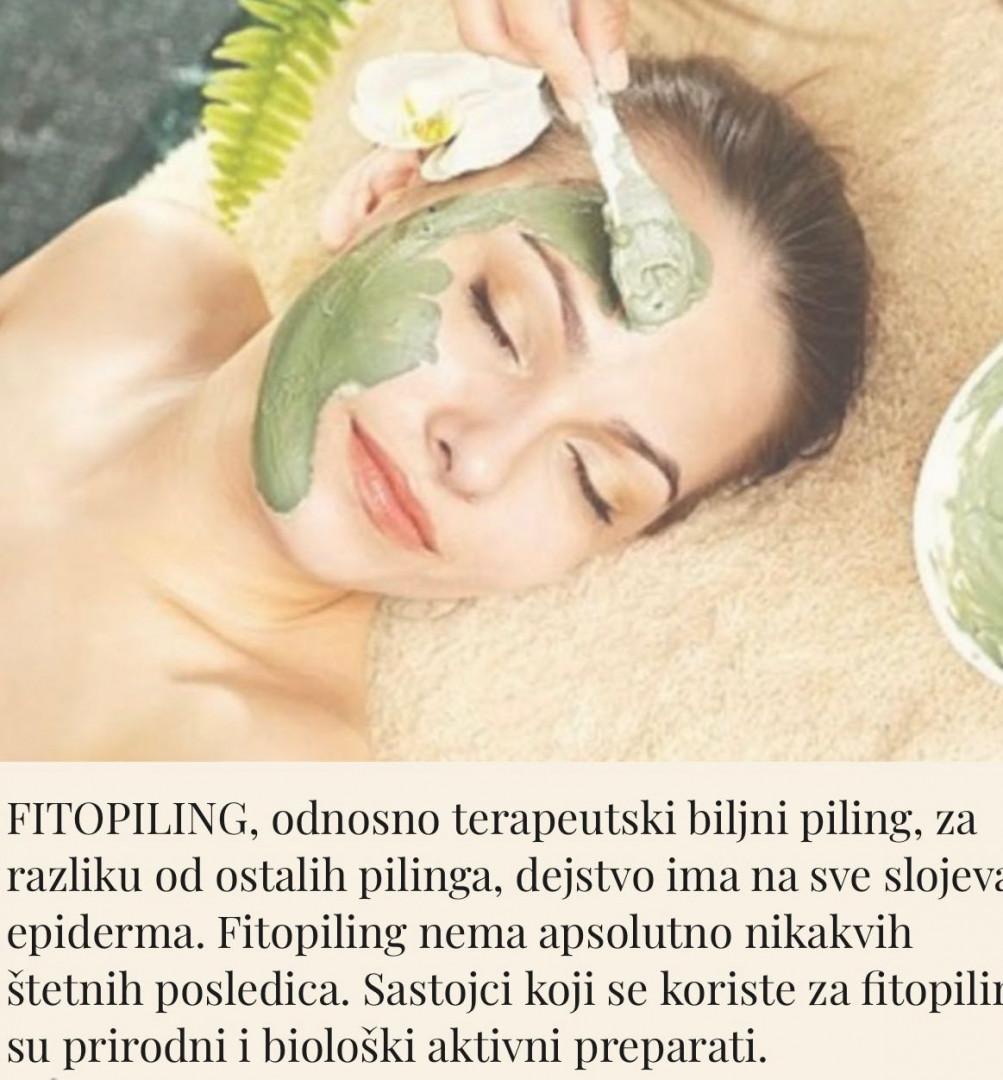 LookBook GM Beauty studio Čišćenje + piling lica