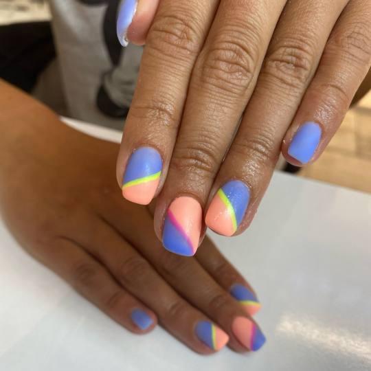 Alfaparf Nails #beograd Korekcija noktiju Korekcija ojačavanja / nadogradnje / izlivanja noktiju