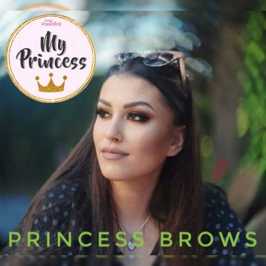 The Princess Academy #beograd Trajna šminka Japansko iscrtavanje obrva + prva korekcija