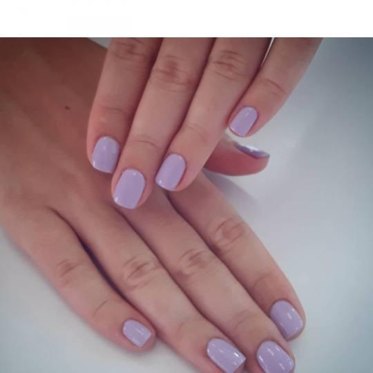 Mariposa #beograd Izlivanje noktiju Izlivanje noktiju gelom - kratki nokti