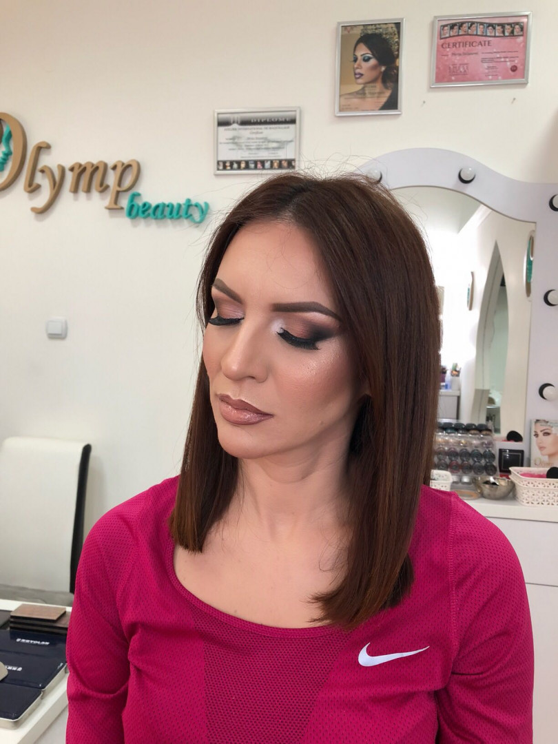 LookBook Olymp Beauty Profesionalno šminkanje