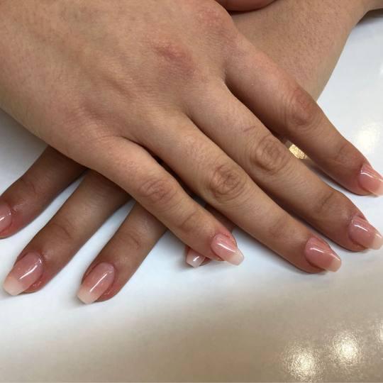 Alfaparf Nails #beograd Nadogradnja noktiju Nadogradnja noktiju tipsama