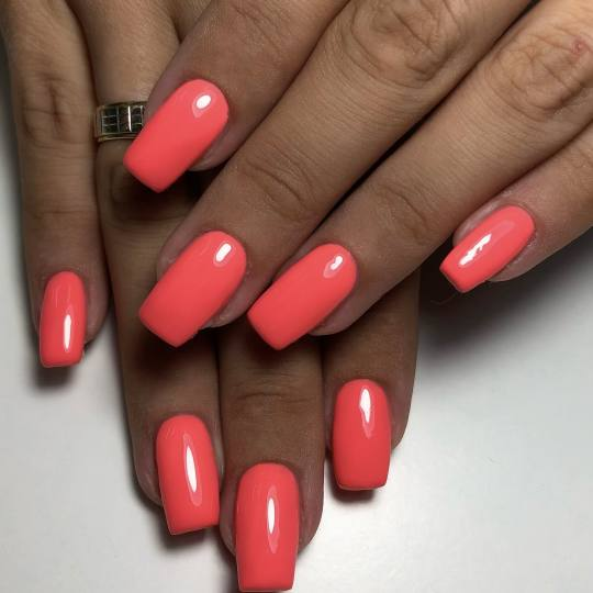 Beauty by Tamara #beograd Korekcija noktiju Korekcija noktiju - M dužina