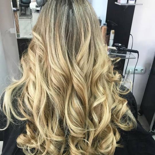Hair Solutions #beograd Ombre, sombre, balayage Balayage / ombre + preliv - ekstra duga kosa