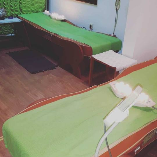 Migun centar relax #beograd Tretmani tela Migun termomasažni krevet + relax masaža Migun termomasa