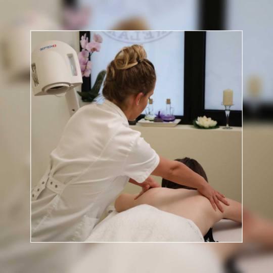 Beauty Centar Cristina #vrnjackabanja Masaža leđa Relax masaža leđa