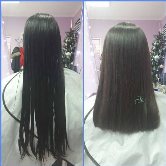 Jovana + #beograd Žensko šišanje Žensko šišanje ekstra duga II ili nadogradnja
