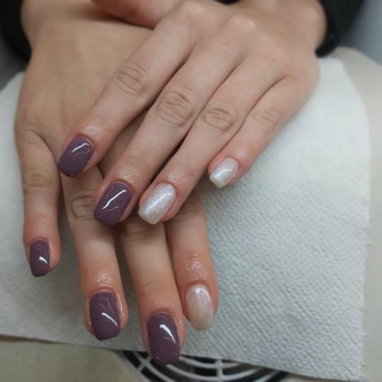 Alfaparf Nails #beograd Ojačavanje noktiju Ojačavanje noktiju gelom + gel u boji