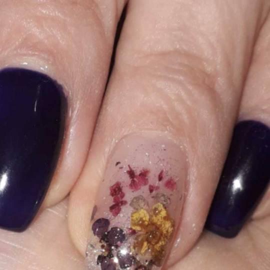 Plavi anđeo #beograd Izlivanje noktiju Izlivanje noktiju gelom - ruke