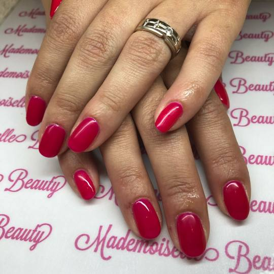 Mademoiselle Beauty #beograd Gel lak Gel lak - ruke