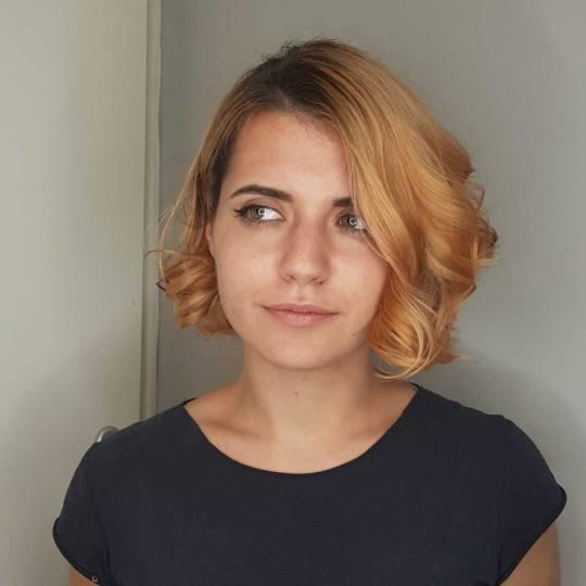Cut 'n' Go #novisad Žensko šišanje Žensko šišanje + feniranje - kosa srednje dužine