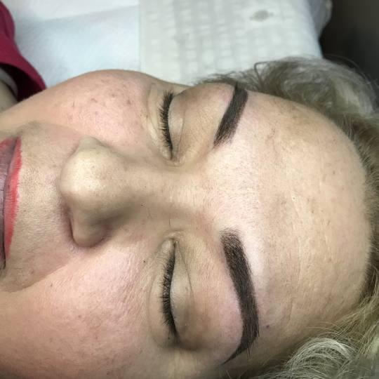 Skinlife Beauty Centar #nis Obrve Puder obrve + prva korekcija do 3 meseca