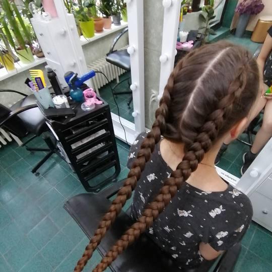 Candir #novisad Pletenice, kike, punđe Riblja kost - duga kosa