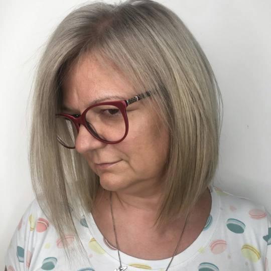 Cut 'n' Go #novisad Blajhanje kose Blajhanje - kosa srednje dužine