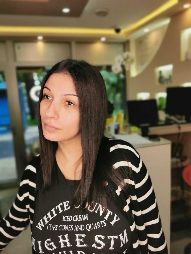 LookBook Cecix Tretman za jačanje kose - poluduga / duga kosa