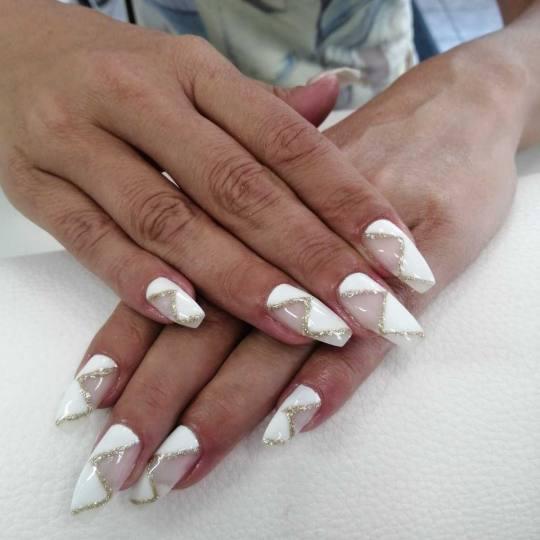 Lutka #beograd Izlivanje noktiju Izlivanje noktiju gelom