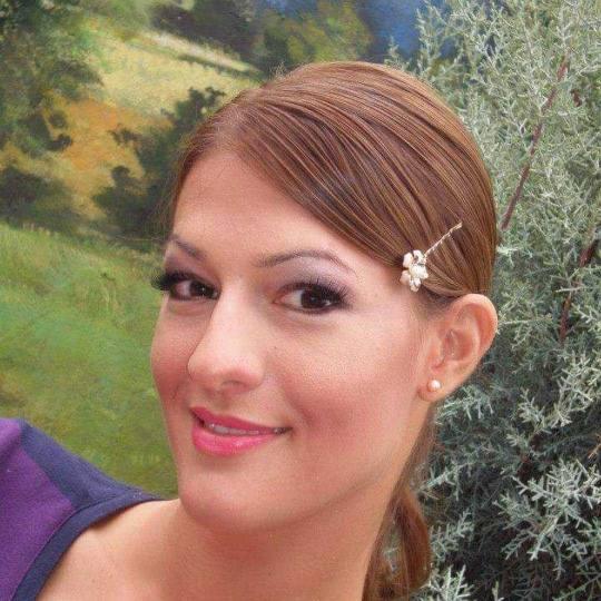 Salon lepote Felicita #beograd Make-up / šminkanje Profesionalno šminkanje + veštačke trepavice