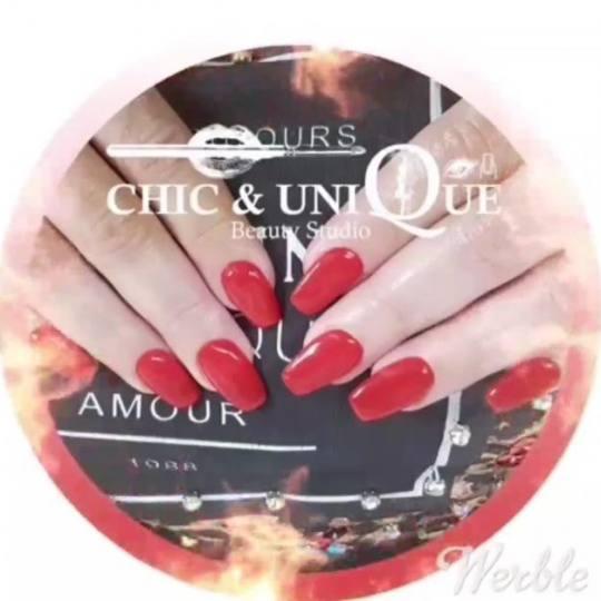 Chic & Unique #beograd Izlivanje noktiju Izlivanje noktiju gelom Izlivanje noktiju gelom red