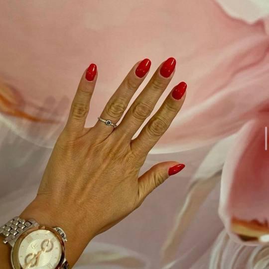 Bellagio beauty center #beograd Gel lak Manikir + gel lak