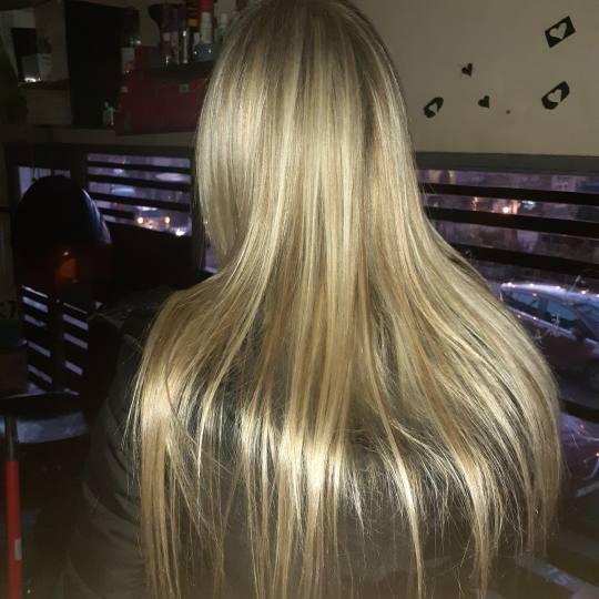 S2 #beograd Ombre, sombre, balayage Balayage - sve dužine kose