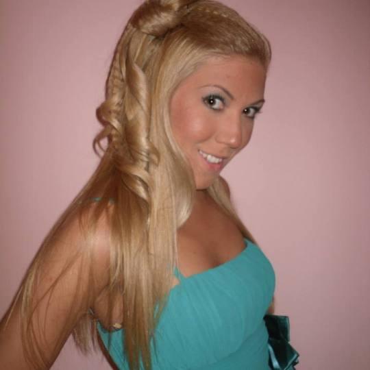 Avangard In #beograd Svečane i frizure za svadbu Svečana frizura - složena Elegantna frizura - du