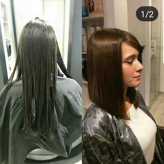 Studio Terazije #beograd Šišanje Žensko šišanje - sve dužine kose Šišanje