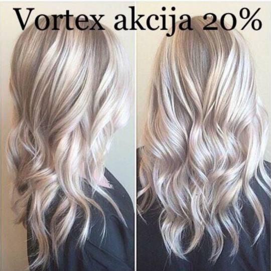 Vortex #beograd Ombre, sombre, balayage Ombre / sombre / balayage + preliv - kosa srednje dužine ba
