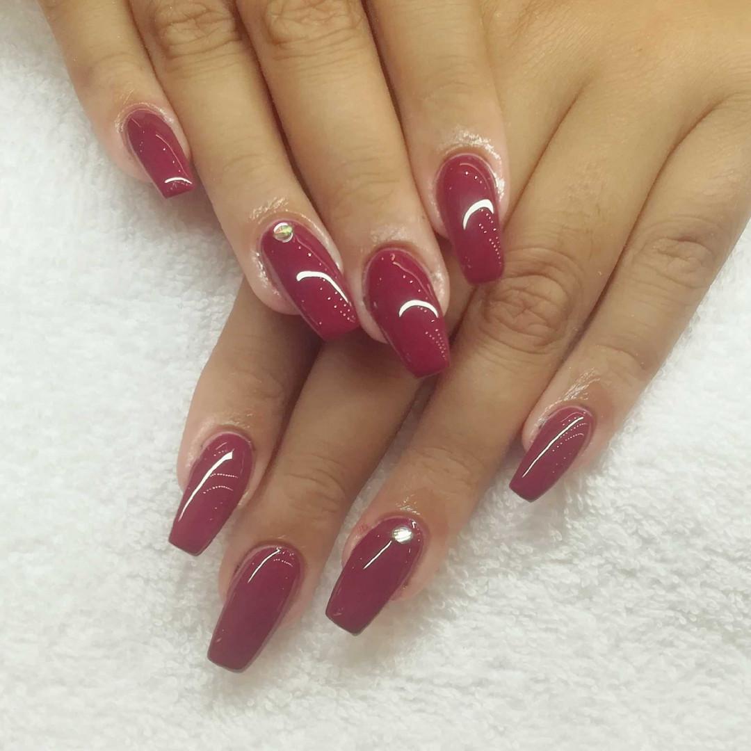 LookBook Alfaparf Nails Izlivanje noktiju gelom + gel u boji / french