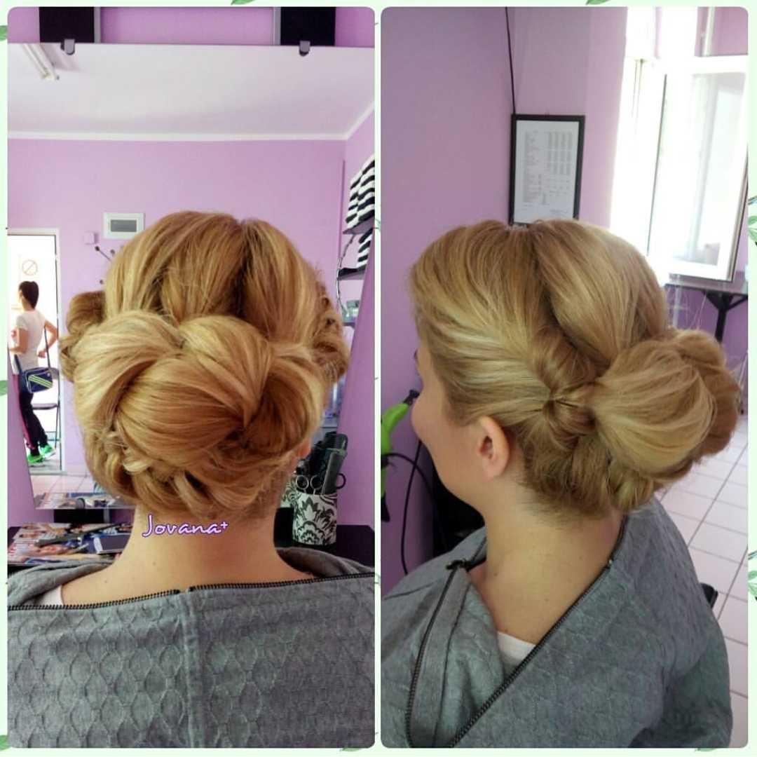 LookBook Jovana + Svečana frizura - duga kosa