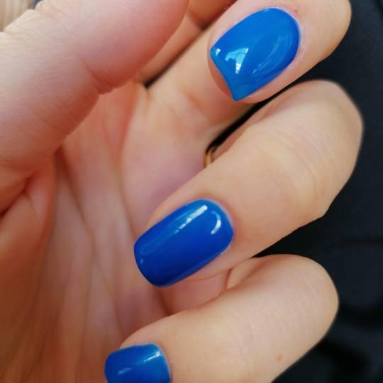 Sensus Zemun #beograd Nadogradnja noktiju Korekcija izlivanja / nadogradnje noktiju