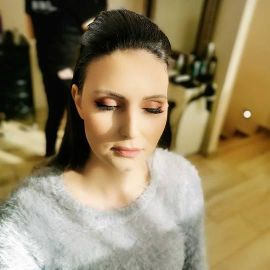 Bibi beauty centar #beograd Make-up / šminkanje Profesionalno šminkanje + veštačke trepavice
