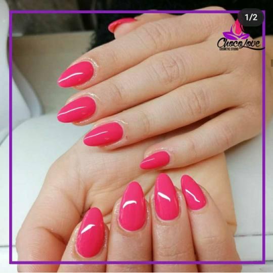 Choco Love #beograd Korekcija noktiju Korekcija izlivanja / nadogradnje / ojačavanja  noktiju