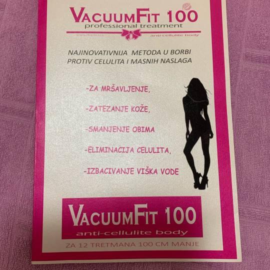 Body Beauty Balance 2020 #beograd Tretmani tela Vacuum Fit 100 + elektrostimulacija  - paket od 3 tr