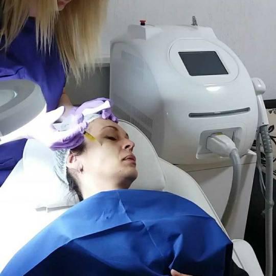 Ordinacija Epil Medic #beograd Tretman lica PRP tretman lica PRP lifting
